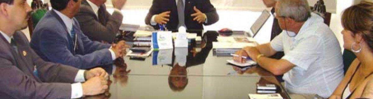 MOCOVI solicita recursos ao ministro da Justiça Tarso Genro