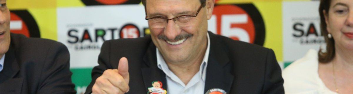 Oficio ao Governador Jose Ivo Sartori